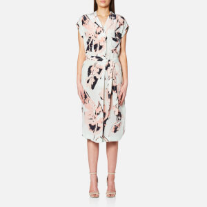 By Malene Birger Women's Ellianso Silk Dress - Blossom