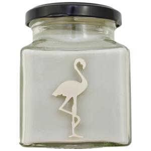 Thunderstorm Flamingo Candle