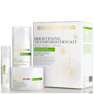 Goldfaden MD Brightening Transformation Kit (Worth $138.00)