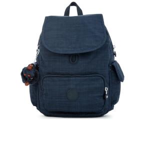 Kipling Women's City Pack S Backpack - Dazzling True Blue