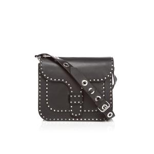 Rebecca Minkoff Women's Midnighter Large Messenger Bag - Black