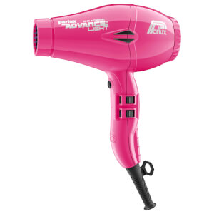 Parlux Advance Light asciugacapelli agli ioni con rivestimento in ceramica - rosa