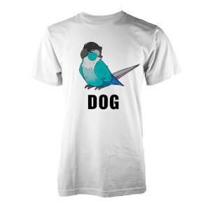 Jaiden Dog T-Shirt - White