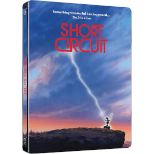 Short Circuit - Zavvi UK Exclusive Limited Edition Steelbook