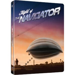 Flight Of The Navigator - Zavvi UK Exclusive Limited Edition Steelbook