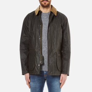 Barbour Men's Truss Wax Jacket - Olive