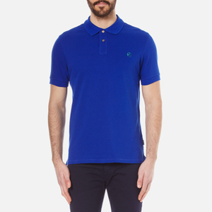 PS by Paul Smith Men's Regular Fit Polo Shirt - Blue