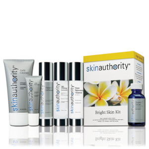 Skin Authority Bright Skin Kit (Worth $379.00)