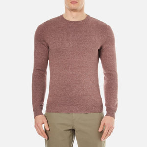 A.P.C. Men's Pull Lito Knitted Jumper - Noisette