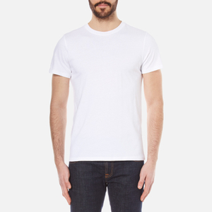 A.P.C. Men's Jimmy T-Shirt - Blanc