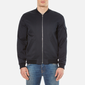 A.P.C. Men's Blouson Alain Jacket - Dark Navy