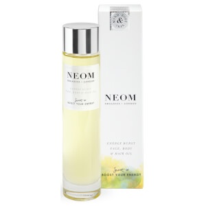 NEOM Energy Burst Face, Body & Hair Oil