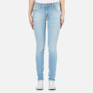 Nudie Jeans Women's Skinny Lin Jeans - Fresh Breeze