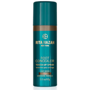 Rita Hazan Root Concealer Touch Up Spray - Light Brown 2 fl oz