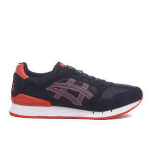 Asics Men's Gel-Atlanis Trainers - Black/Grey