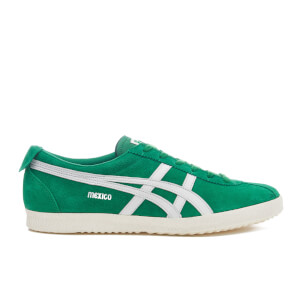 Asics Men's Mexico Delegation Trainers - Green/White