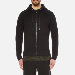 T by Alexander Wang Men's Scuba Hoody - Black