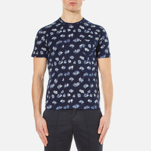 YMC Men's Wild Ones Pocket T-Shirt - Navy