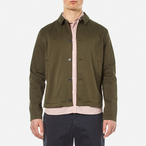 YMC Men's Groundhogs Jacket - Olive