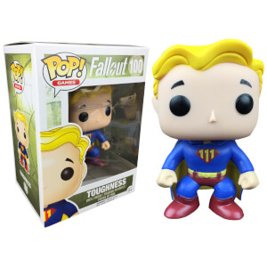Figurine Pop! Toughness - Fallout Vaultboy