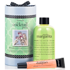 philosophy Cocktail Party - Senorita Margarita and Melon Daiquiri Gift Set