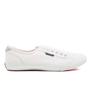 Superdry Women's Low Pro Trainers - White