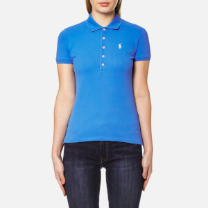 Polo Ralph Lauren Women's Julie Polo Shirt - Brilliant Blue