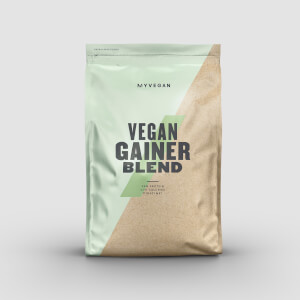 Vegan Gainer Blanding