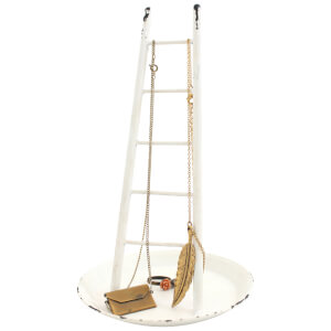 Ladder Jewellery Stand