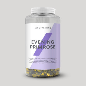 Myvitamins Active Women's Evening Primrose Oil Softgels