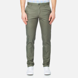 Lacoste Men's Slim Fit Chinos - Army