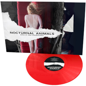 Noctural Animals - Original Soundtrack (2LP) - Heavyweight Red Vinyl