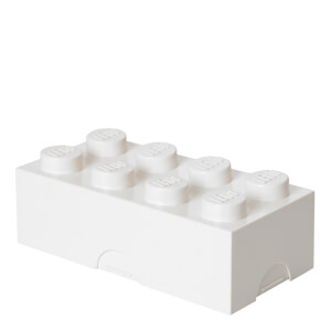 LEGO Lunch Box - White