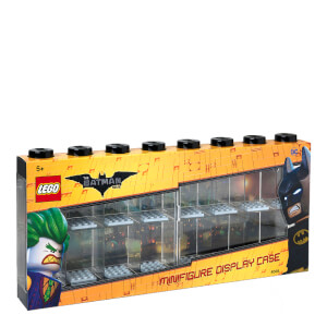 LEGO Batman Minifigure Display Case (Holds 16 Minifigures): Image 1