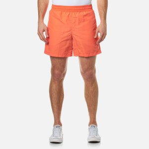 Polo Ralph Lauren Men's Hawaiian Swimshorts - Electric Melon