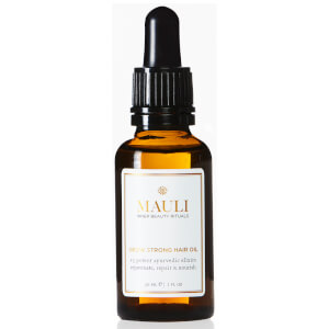 Aceite de cabello Grow Strong de Mauli 30 ml