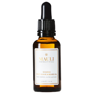 Mauli Nourish olio per barba (30 ml)