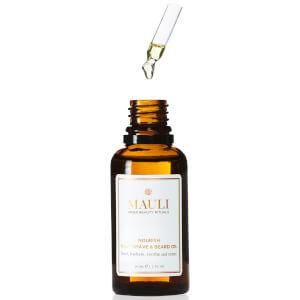 Mauli Nourish Post-Shave and Beard Oil 30ml: Image 2