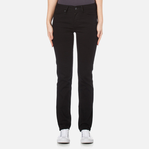 Levi's Women's 712 Slim Jeans - Black Sheep