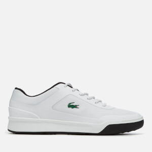 Lacoste Men's Explorateur 117 3 Tennis Cupsole Trainers - White