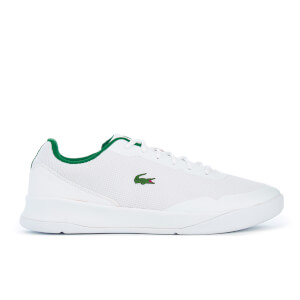 Lacoste Men's LT Spirit 117 1 Tennis Pro Trainers - White