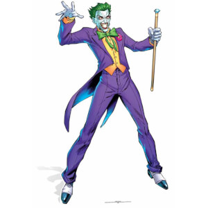 DC Comics The Joker Kartonnen Figuur