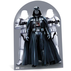 Star Wars Stand In Kartonnen Figuur - Kindermaat