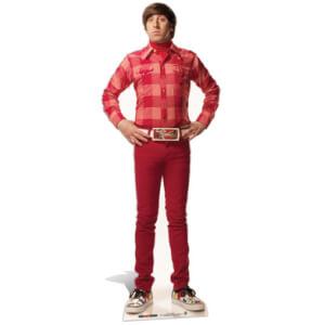 The Big Bang Theory Howard Wolowitz Kartonnen Figuur