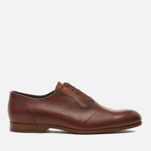 Ted Baker Men's Haiigh Leather Slimline Oxford Shoes - Tan