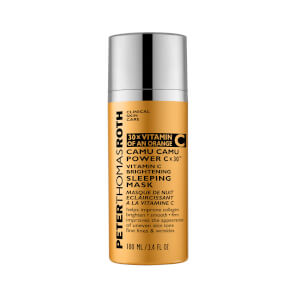 Peter Thomas Roth Camu Camu Power Cx30 Vitamin C Brightening Sleeping Mask