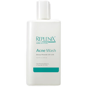Replenix Acne Solutions Benzoyl Peroxide 10% Acne Wash
