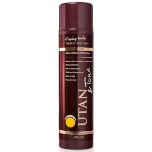 UTAN & Tone Weekly Self-Tan Lotion Dark 200ml