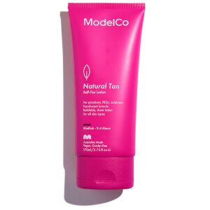ModelCo Natural Tan Sensitive Self-Tan Lotion 170ml
