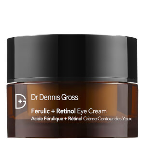 Dr Dennis Gross Skincare Ferulic and Retinol Eye Cream -silmänympärysvoide 15ml
